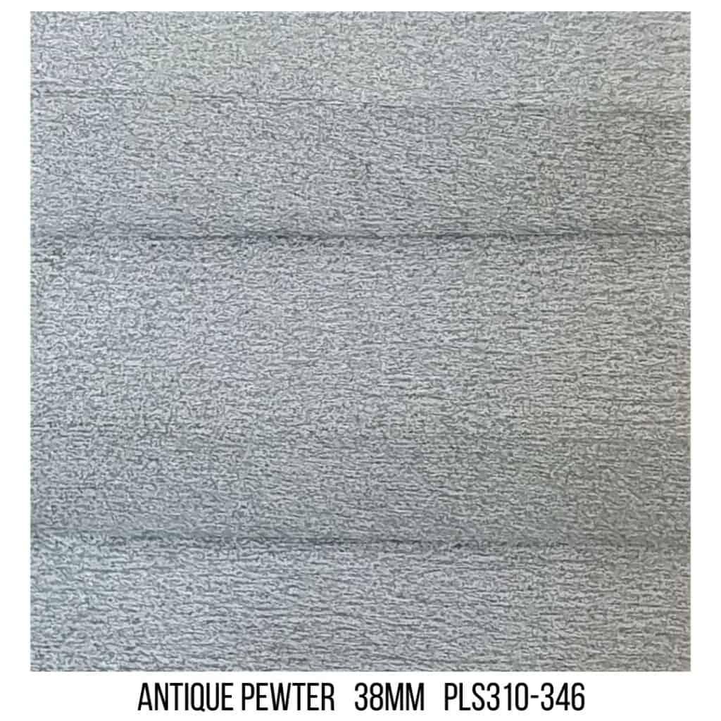Antique Pewter 38 Plain LF - Single Cell