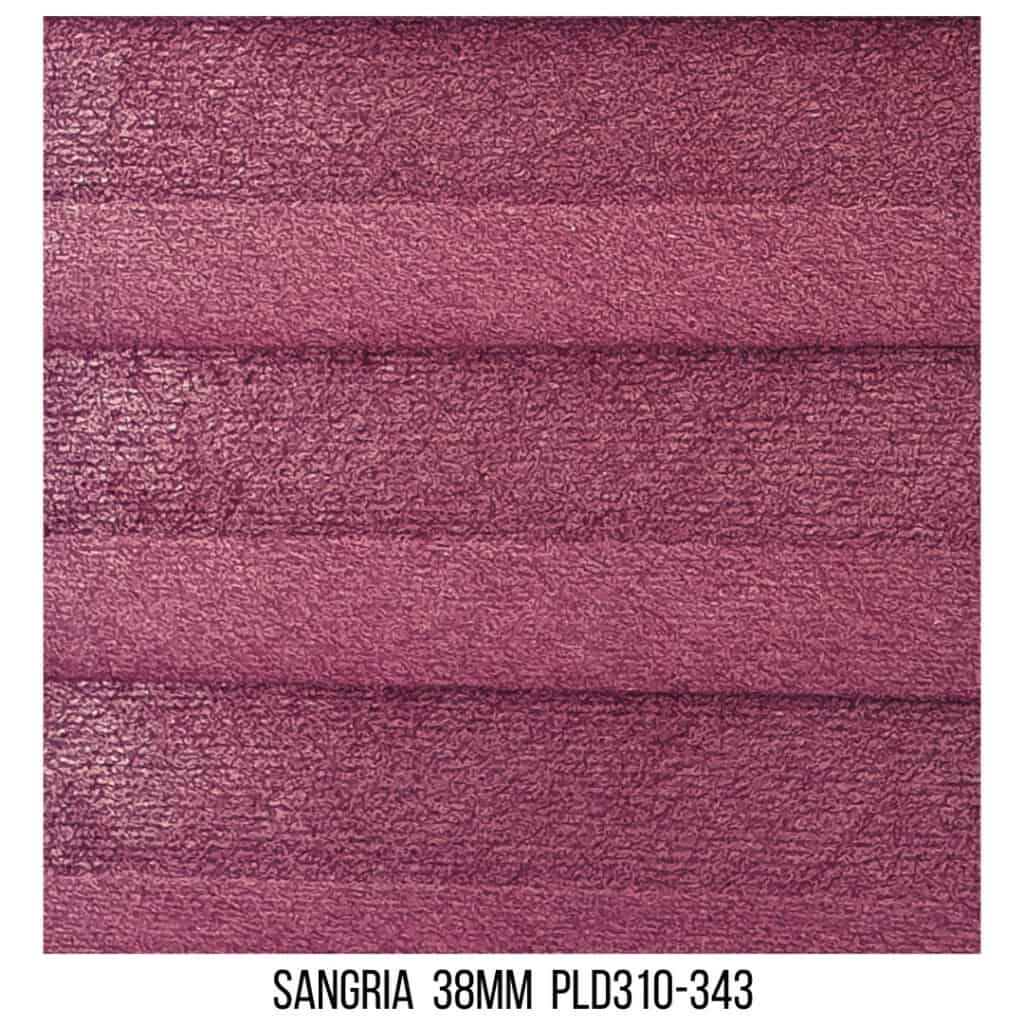 Sangria 38 Light Filtering - Double Cell