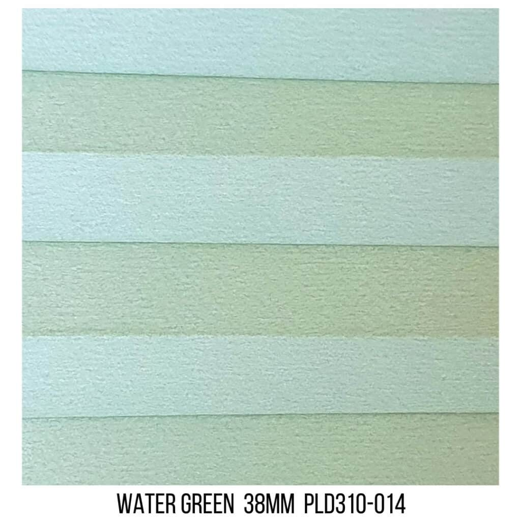 Water Green 38 Light Filtering - Double Cell