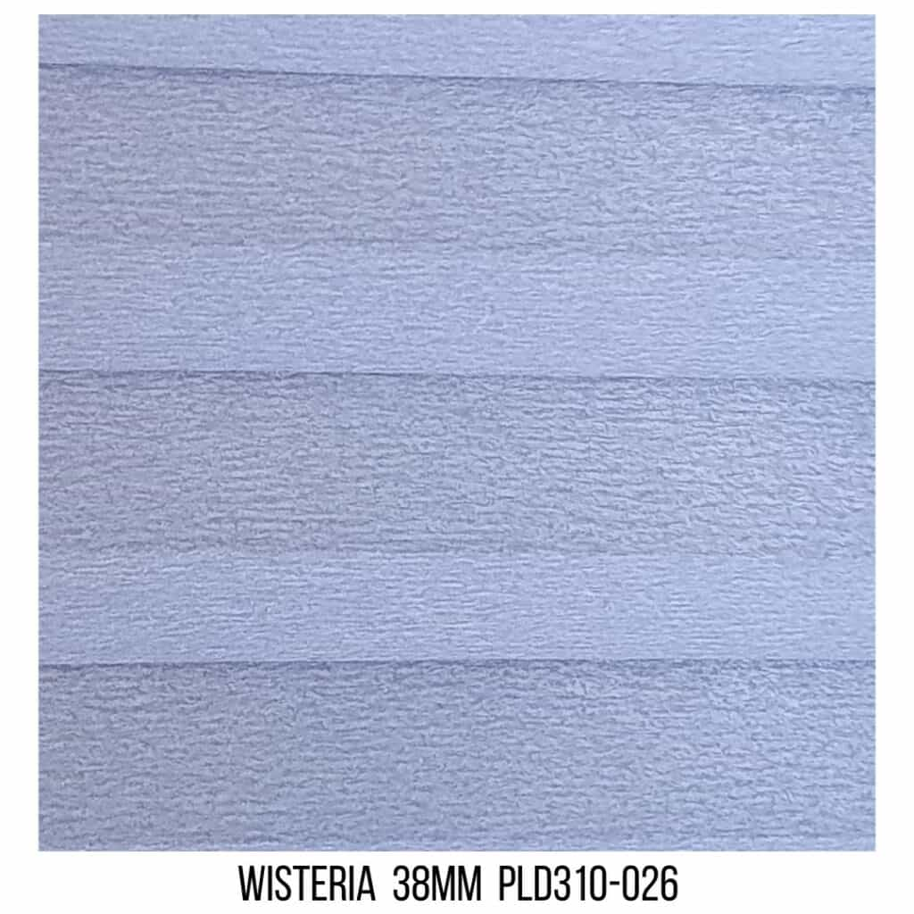 Wisteria 38 Light Filtering - Double Cell