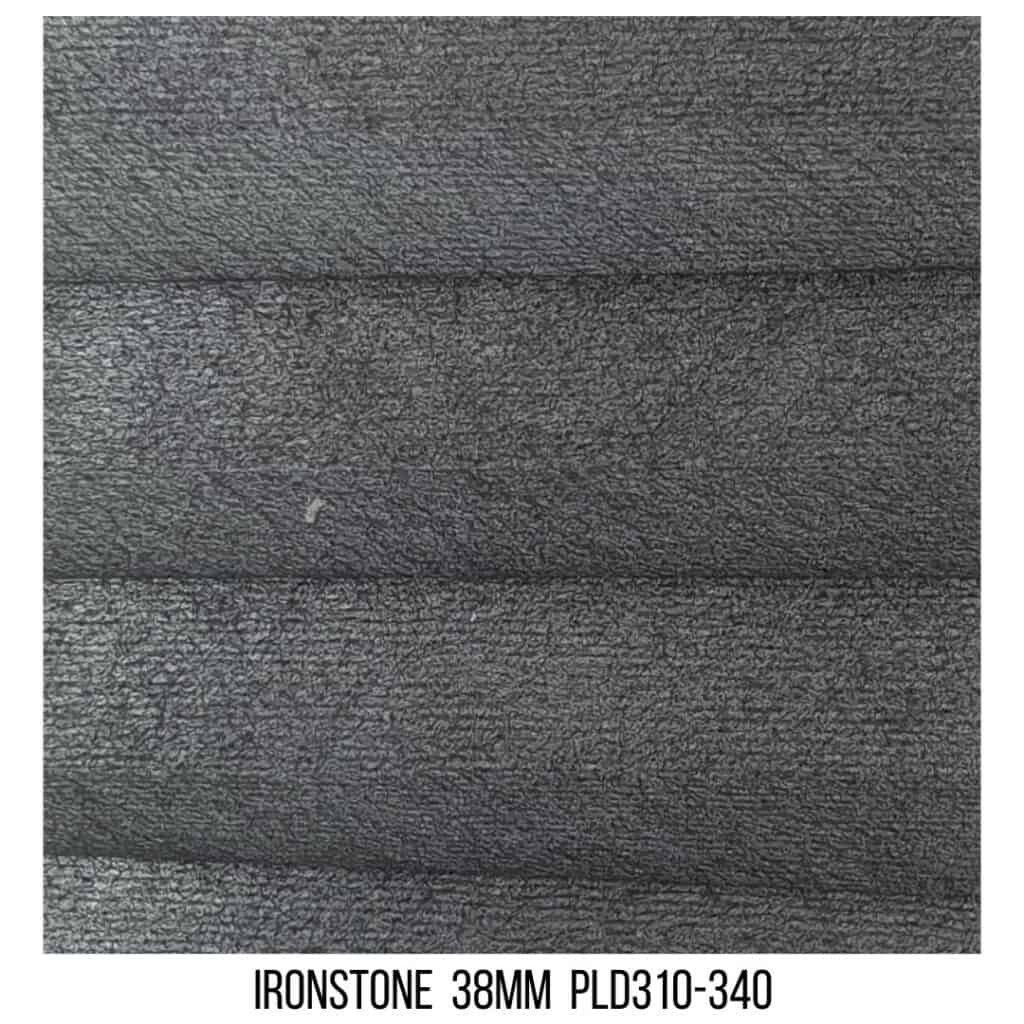 Ironstone 38 Light Filtering - Double Cell