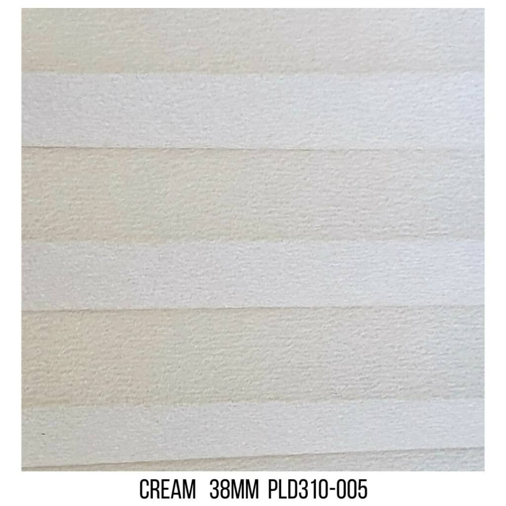 Cream 38 Light Filtering - Double Cell