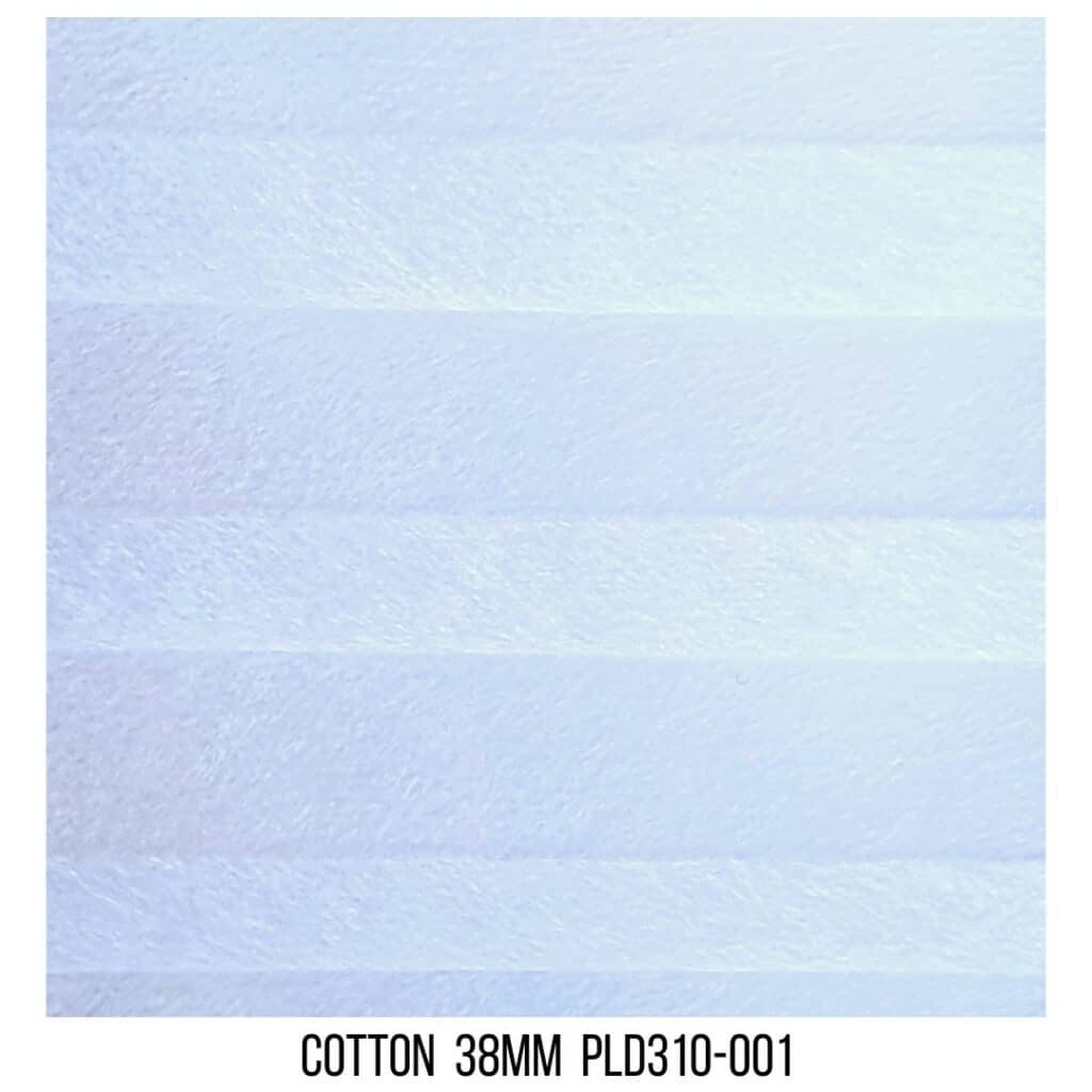 Cotton 38 Light Filtering - Double Cell