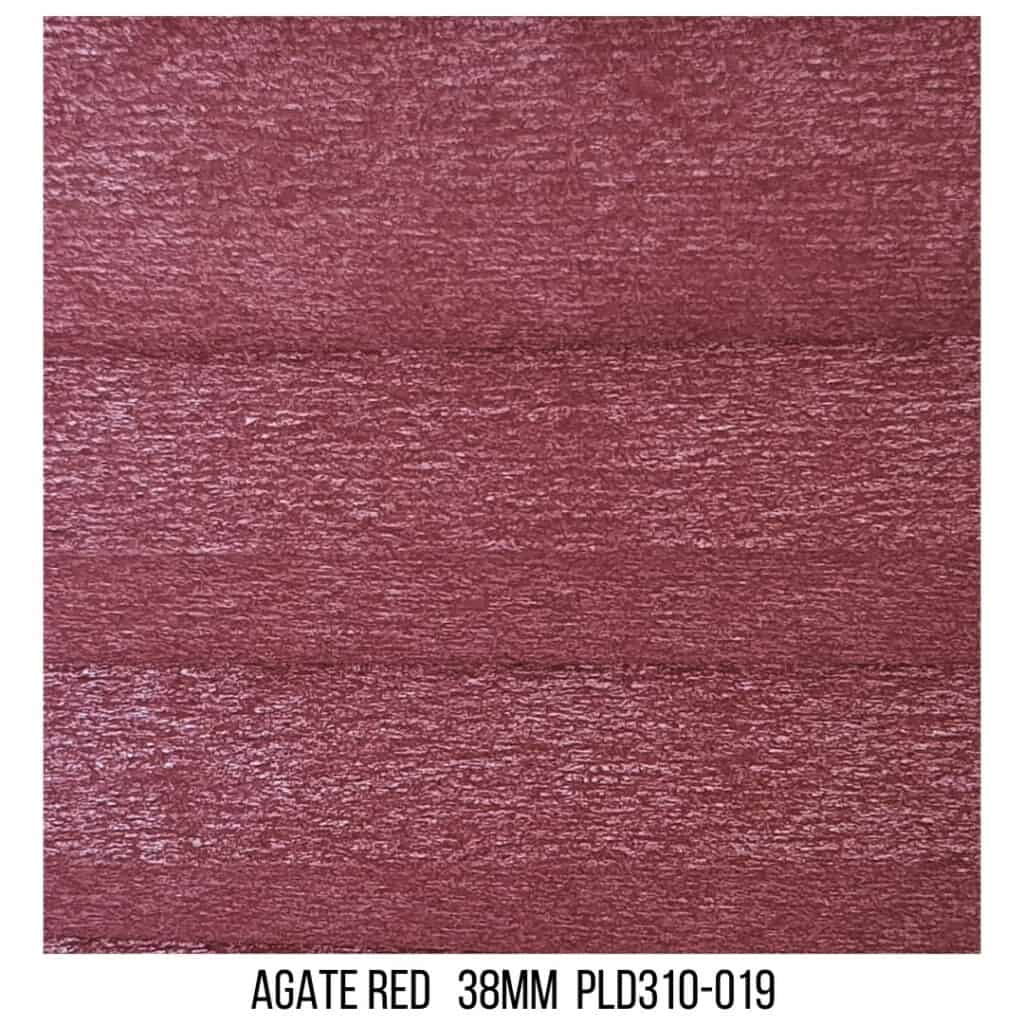Agate Red 38 Light Filtering - Double Cell