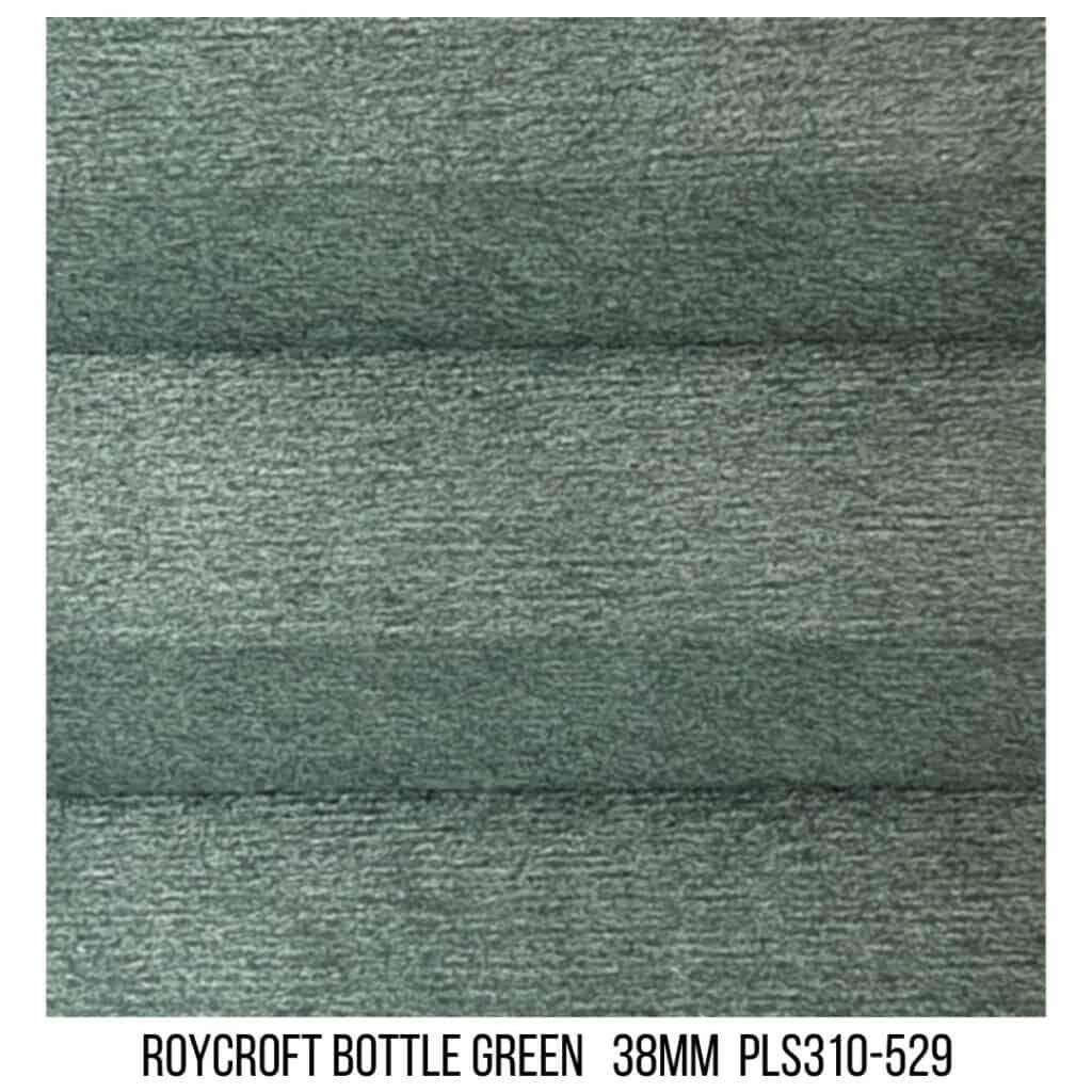 Roycroft Bottle Green 38 Plain LF - Single Cell